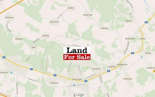 građevinsko zemljište za prodaju dugo selo martin breg 3d consulting