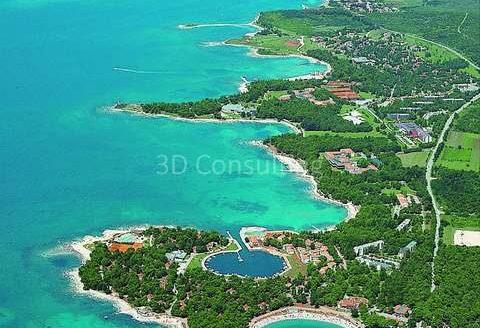 3D consulting land plot for sale coast zemljište za prodaju na moru istra istria (13)